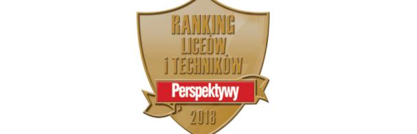 Ranking Liceów i Techników Perspektywy 2018