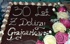Więcej o: ZSZiP na jubileuszu 30 lecia z Doliny Grajcarka